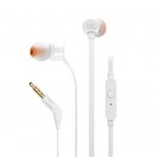JBL slušalke T110, bele
