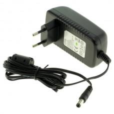 Napajalnik za usmerjevalnike AVM Fritz Box / Linksys / Cisco, 24W / 12V / 2,0A / 5,5mm x 2,5mm