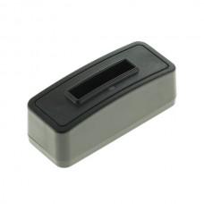 Polnilec za baterijo Fuji NP-50 / Kodak KLIC-7004 / Pentax D-Li68 / D-Li122, MicroUSB