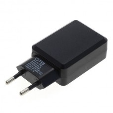 Polnilec / adapter USB, univerzalni, funkcija AutoID, 3.0A