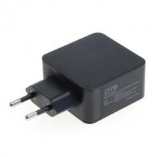 Polnilec za naprave s priključkom USB-C, 18W