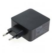 Polnilec za naprave s priključkom USB-C / USB-A, dvojni, 30W