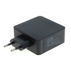 Polnilec za naprave s priključkom USB-C / USB-A, dvojni, 57W