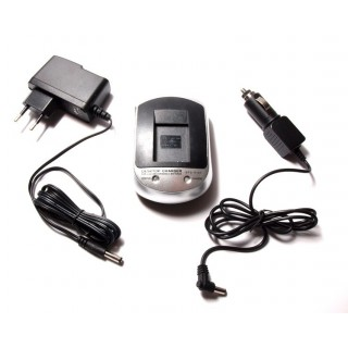 Polnilec za baterijo Panasonic DMW-BCF10E / DMW-BCK7, namizni