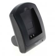 Polnilec za baterijo Panasonic DMW-BLF19E, MicroUSB