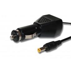 Avtomobilski polnilec za prenosnike Samsung, 40W / 19V / 2,1A / 5,5mm x 3,0mm