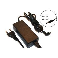 Polnilec za prenosnike HP / Compaq, 40W / 19V / 2,05A / 4,0mm x 1,7mm