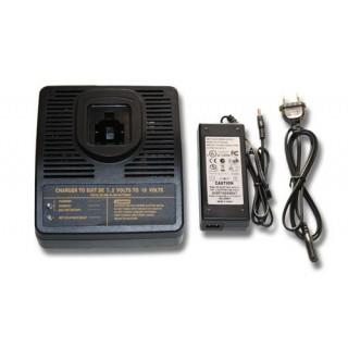 Polnilec za baterije DeWalt / Black & Decker, Ni-Cd/Ni-MH, 7.2V - 18V