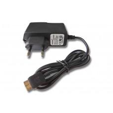 Polnilec za tablične računalnike Lenovo / Medion / Samsung s priključkom MicroUSB, USB 3.0, črn, 2,1A