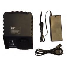 Polnilec za baterije AEG / Milwaukee, Ni-Cd/Ni-MH/Li-Ion, 7.2V - 24V