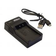 Polnilec za baterijo Samsung BP85A / BP70A, MicroUSB