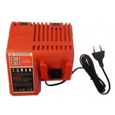 Polnilec za baterije Milwaukee, Li-Ion, 14.4V - 18V