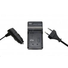 Polnilec za baterijo Fuji NP-50 / Kodak KLIC-7004 / Pentax D-Li68 / D-Li122, namizni