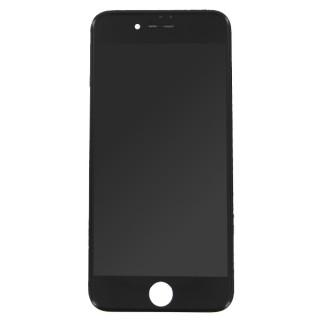Steklo in LCD zaslon za Apple iPhone 7, črno