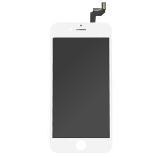 Steklo in LCD zaslon za Apple iPhone 6S, belo