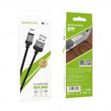 Podatkovni kabel iz USB-A na MicroUSB 2.0, 1.0 m