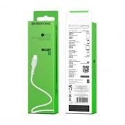 Kabel iz USB na Apple Lightning, bel, 1m