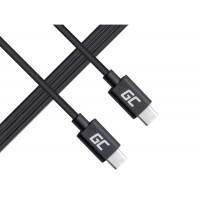 Podatkovni kabel iz USB-C 2.0 na USB-C 2.0, Power Delivery, 60W, 2m