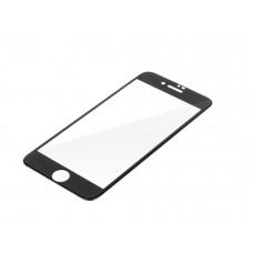 Kaljeno zaščitno steklo za iPhone 7 Plus / 8 Plus, Full Cover 3D, črno