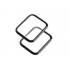 Kaljeno zaščitno steklo za Apple Watch 4 (44 mm) / 5 (44 mm), Full Cover 3D