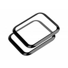 Kaljeno zaščitno steklo za Apple Watch 4 (40 mm) / 5 (40 mm), Full Cover 3D