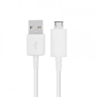 Samsung podatkovni kabel iz USB-A na MicroUSB 2.0, bel, 1.2 m