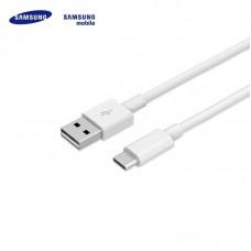 Samsung podatkovni kabel EP-DN930CWE iz USB-A na USB-C, bel, 1.2 m