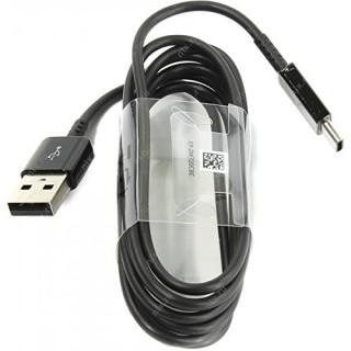 Samsung podatkovni kabel EP-DW720CBE iz USB-A na USB-C, črn, 1.2 m