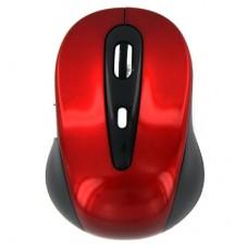 Mimcom brezžična optična miška, rdeča