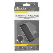 Kaljeno zaščitno steklo za Samsung Galaxy Note 8, Full Cover 3D, črno