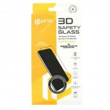 Kaljeno zaščitno steklo za Samsung Galaxy S10 Plus, Full Cover 3D, črno
