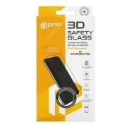 Kaljeno zaščitno steklo za iPhone 7 Plus / 8 Plus, Full Cover 3D, belo
