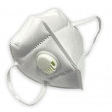 Zaščitna maska za usta KN96 / FFP2 z ventilom
