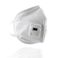 Zaščitna maska 3M KN95 / FFP2, z ventilom