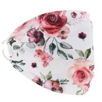 Higienska maska, pralna, blago z vzorcem 2