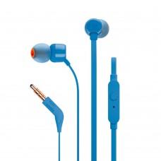 JBL slušalke T110, modre