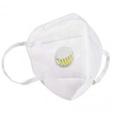 Zaščitna maska za usta KN95 / FFP2 z ventilom