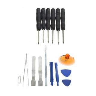 Orodje za popravilo in odpiranje naprav, 16-delni komplet
