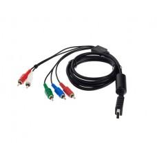 Audio-video komponentni kabel za Sony Playstation 1 / 2 / 3