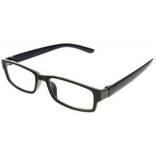 Bralna očala z dioptrijo Smartfox, zelena, dioptrija +3.0