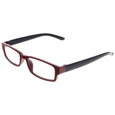 Bralna očala z dioptrijo Smartfox, rdeča, dioptrija +1.0