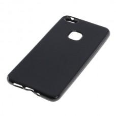 Silikonski ovitek za Huawei P10 Lite, črn