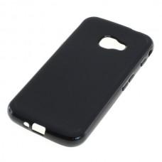 Silikonski ovitek za Samsung Galaxy Xcover 4, črn
