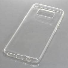 Silikonski ovitek za Samsung Galaxy S8, prozoren