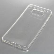Silikonski ovitek za Samsung Galaxy S8 Plus, prozoren