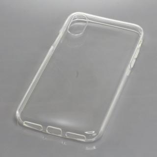 Silikonski ovitek za Apple iPhone X / XS, prozoren