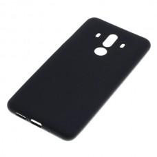 Silikonski ovitek za Huawei Mate 10 Pro, črn