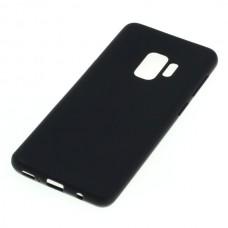 Silikonski ovitek za Samsung Galaxy S9, črn