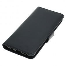 OTB preklopna torbica za Samsung Galaxy S9 / SM-G960F iz umetnega usnja, črna