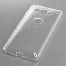 Silikonski ovitek za Sony Xperia XZ2 Compact, prozoren